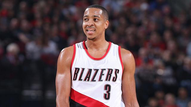 The Portland Trail Blazers and guard C.J. McCollum have agreed to a four-year contract extension worth the maximum $106 million, according to the Vertical's Adrian Wojnarowski.