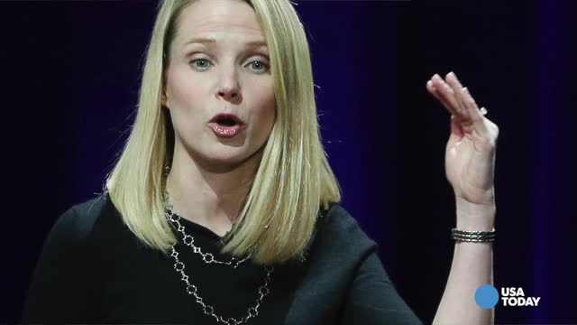 Marissa Mayer's Big Payday