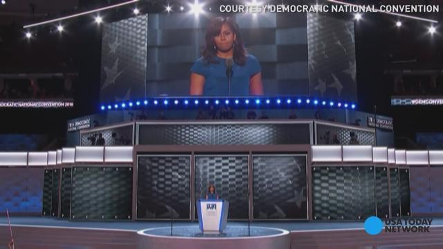 Michelle Obama: Presidents can't react in 140 characters