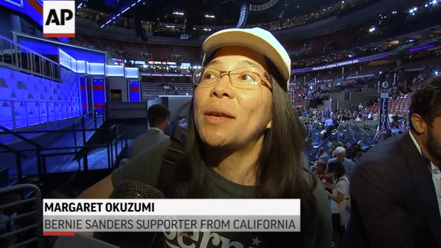 Sanders Fans Weigh Bernie's Call for Party Unity