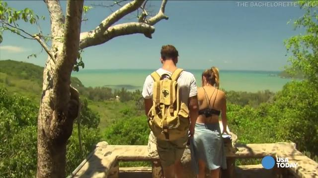 'Bachelorette' 60 second recap: Season 12, Episode 9