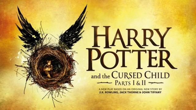 """Harry Potter and the Cursed Child"" is expected to be the best-selling book of the year, according to Barnes & Noble.