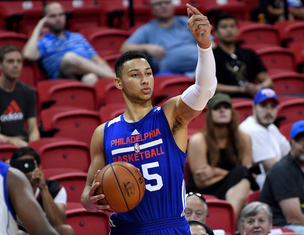 Why Ben Simmons will win NBA's Rookie of the Year