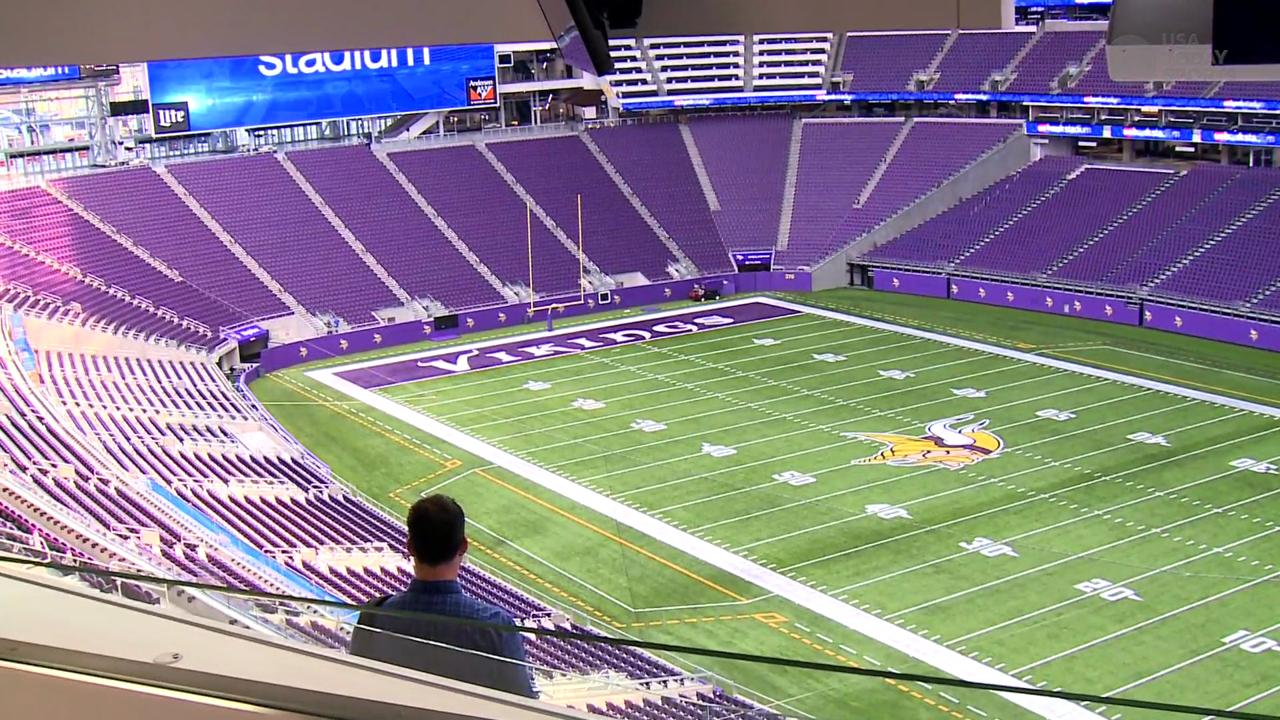 Vikings New Stadium Is No Metrodome