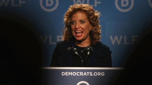 Hillary Clinton just hired Debbie Wasserman Schultz