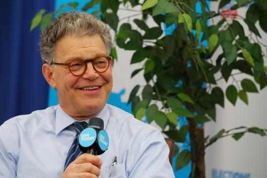 DNC 2016 Newsmaker: Al Franken, funny on demand