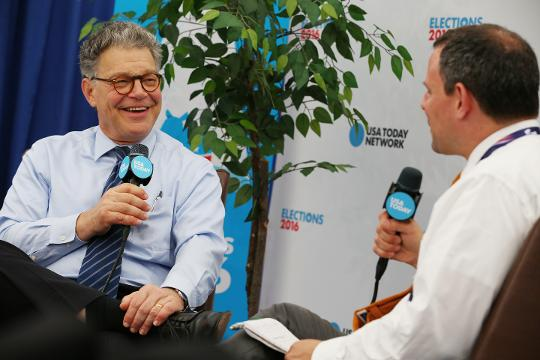 Newsmakers interview with Senator Al Franken