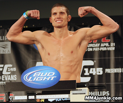 Stephen Thompson on MMAjunkie Radio
