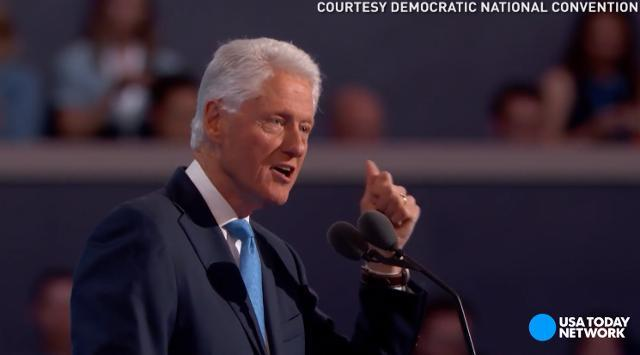 Bill Clinton: Hillary is the best darn change-maker