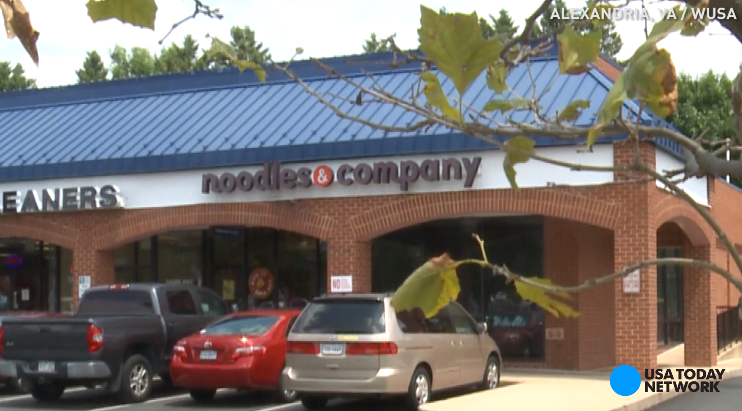 """A Noodles & Co. in Maryland issued an apology after an officer says an employee refused to serve her. The officer claims a cook walked to the cashier and said, """"I'm not cooking for that one."""""""