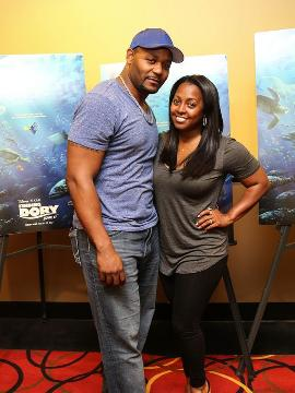 One week after former Cosby ShowactressKeshia Knight Pulliam announced her pregnancy, her husband filed for divorce.