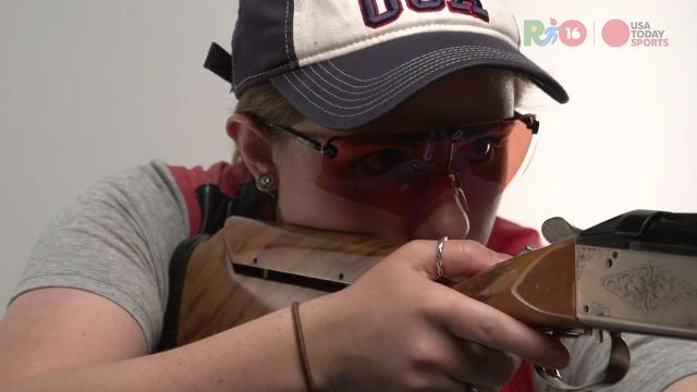 Decorated Olympian shooter Kim Rhode help you learn how to watch Olympic shooting.