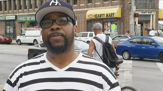 Baltimore residents reacted to the dropping of remaining charges against three Baltimore police officers awaiting trial in the death of Freddie Gray, bringing an end to the case without a conviction. Residents expressed frustration and anger. (July 27)
