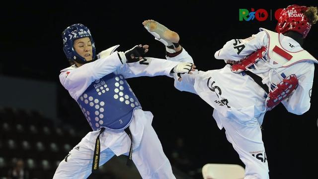 Rio Guide: The strategy behind taekwondo