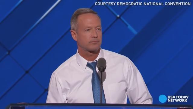 Martin O'Malley: Clinton's place is in the White House