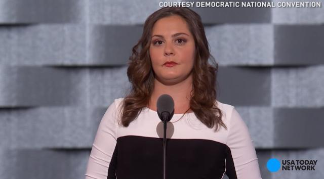 Dem convention moved to tears during Sandy Hook speech