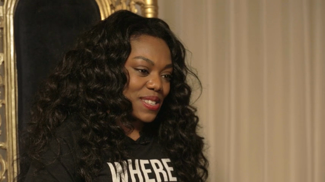 Lady Leshurr's fishy diet