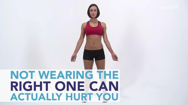 Wearing the Wrong Sports  Bra Can Cause Serious Damage