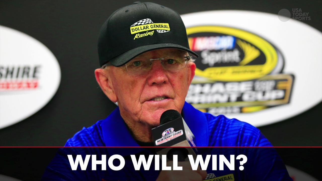 USA Today Sports' Jeff Gluck looks ahead to the Pennsylvania 400 and the story lines that fans should keep an eye on leading up to this weekend.
