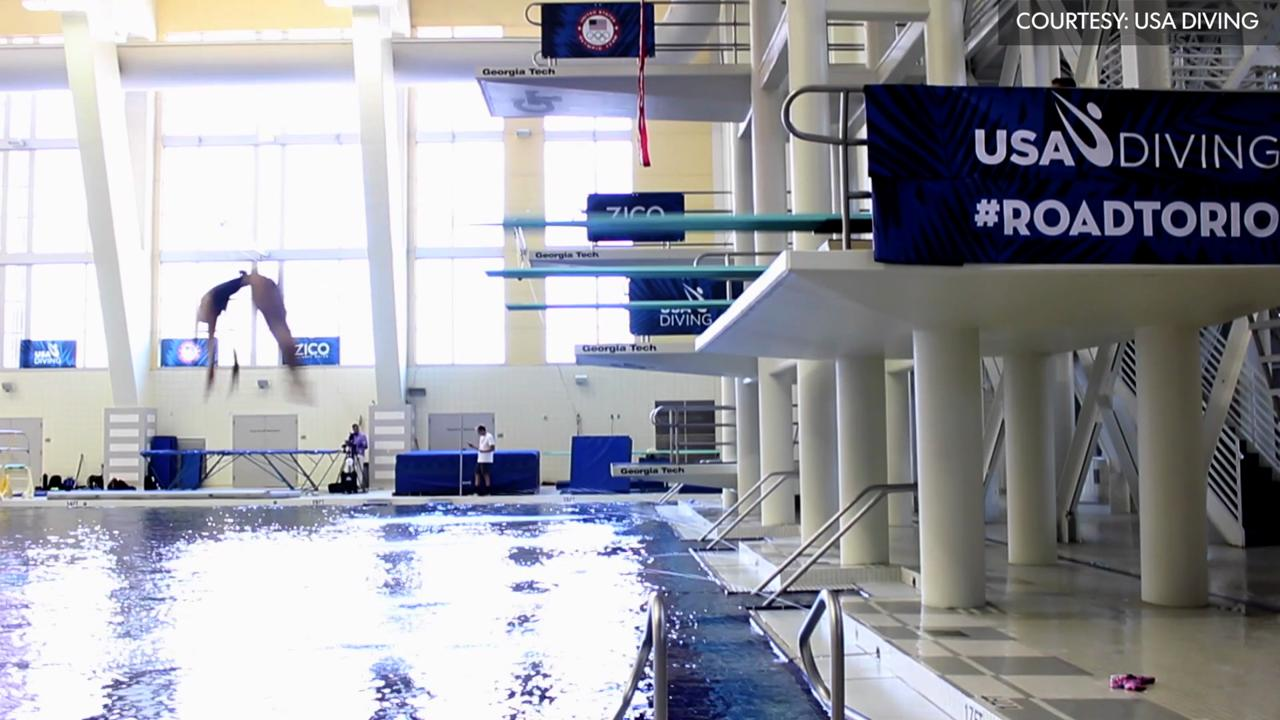 Get to know diver Kassidy Cook as she heads to Rio looking to bring home a medal for the USA.