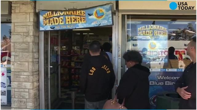 No one won the multi-state Powerball jackpot on Wednesday, pushing the grand prize to $478 million. The next drawing will be held on Saturday.