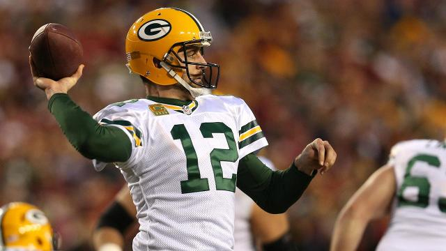 The MMQB's Andy Benoit spotlights Green Bay Packers starting quarterback Aaron Rodgers.