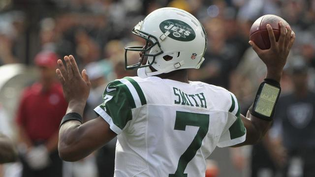 The MMQB's Andy Benoit spotlights New York Jets' QB situation.