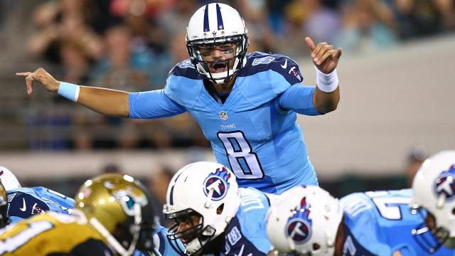 The MMQB's Andy Benoit spotlights Tennessee Titans starting quarterback Marcus Mariota.