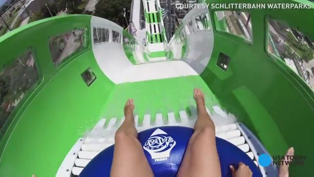 See why this MASSIV slide made the Guinness Book of World Records.