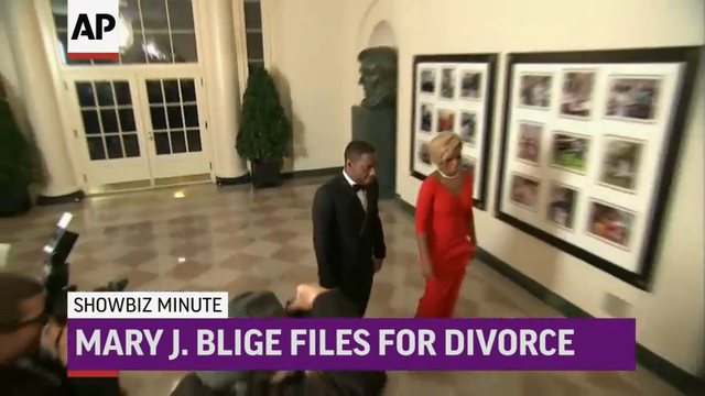 ShowBiz Minute: DNC, Blige, Ford