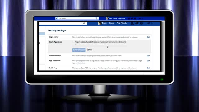Want to add an extra layer of security to your Facebook account? Tech expert Kim Komando shows you how to do it.