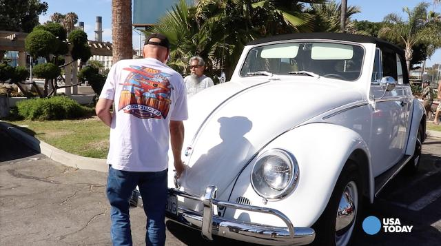Just Cool Cars: Massive VW Bug is size of a pickup truck