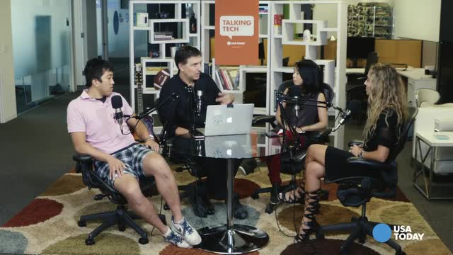After two quarters of slumping iPhone sales, the #TalkingTech panel ponders the big question: is the iPhone on the way down, or can it climb back up and see sales rise again? Guests include Eva Ho, Derek Ting and Beatrice Fishel-Bock.