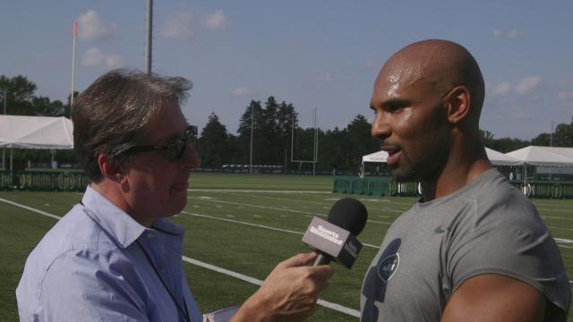 From New York Jets training camp in New Jersey, Sports Illustrated's Don Banks talks with running back Matt Forte about his transition to a new team.