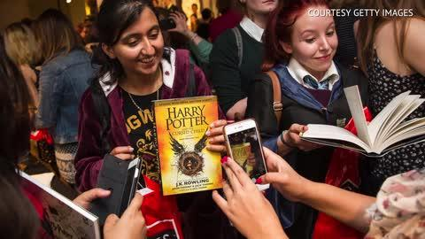 J.K. Rowling surprised fans with a new book to really end the Harry Potter series 9 years after the last book was released