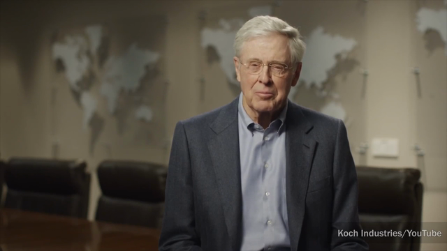 charles koch s network launches new fight to keep donors secret