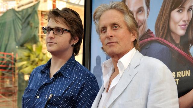 Cameron Douglas was imprisoned for drug offenses. His father, actor Michael Douglas, spoke out against the treatment of nonviolent drug offenders. Video provided by Newsy