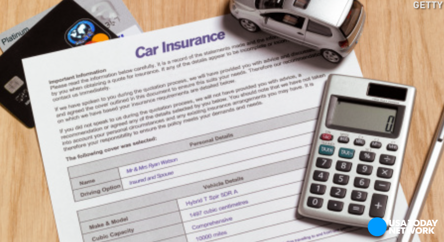 Will My Insurance Cover Small Damage To Rental Car