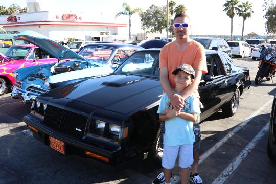 Buick Grand National 2016 >> Just Cool Cars The Turbocharged 1987 Buick Grand National