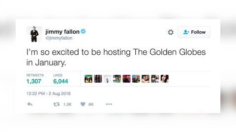 """The Golden Globes are getting a new host in 2017, and fans of """"The Tonight Show"""" will be pleased with the choice."""