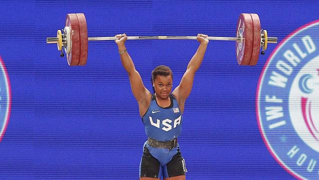 Rio Guide: Much more to weightlifting than picking up weights