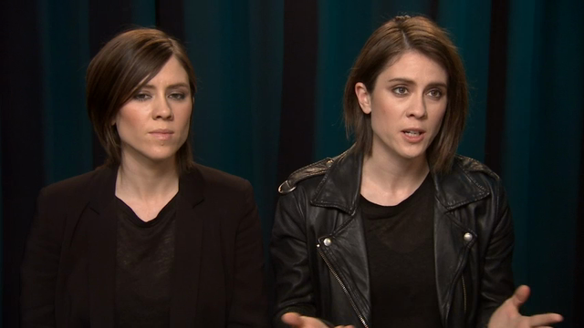 Sister act Tegan and Sara on getting great advice