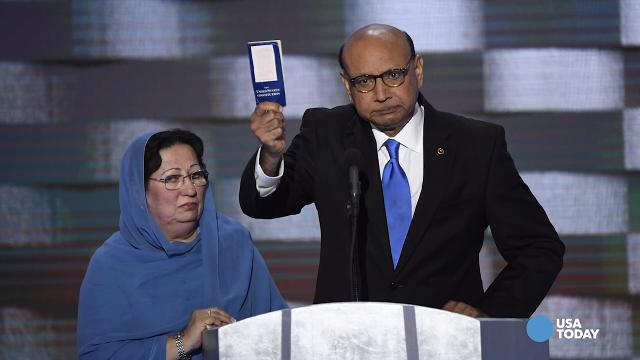 Khans blame Donald Trump for growing intolerance toward Muslims
