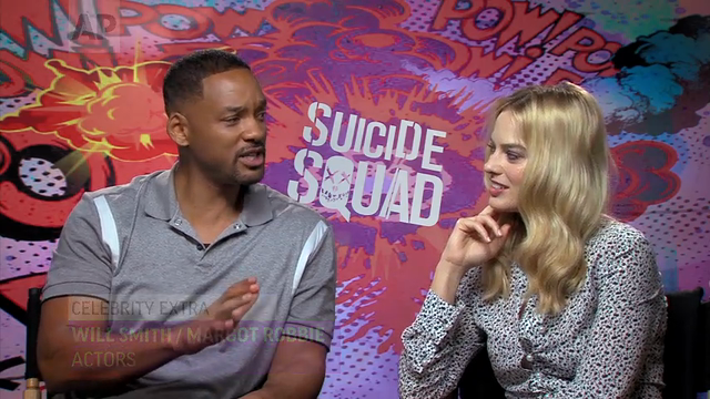 'Suicide Squad' cast on who scares them