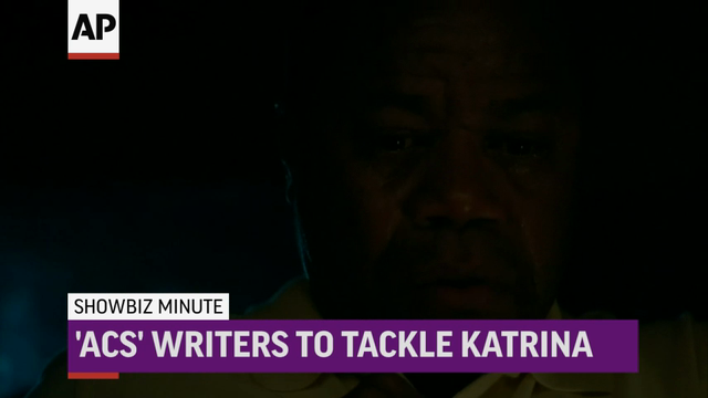 ShowBiz Minute: Depp, 'American Crime Story,' Big Freedia