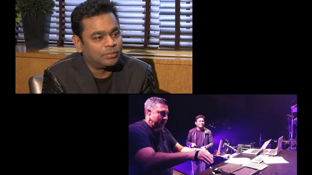 The A.R. Rahman approach to touring