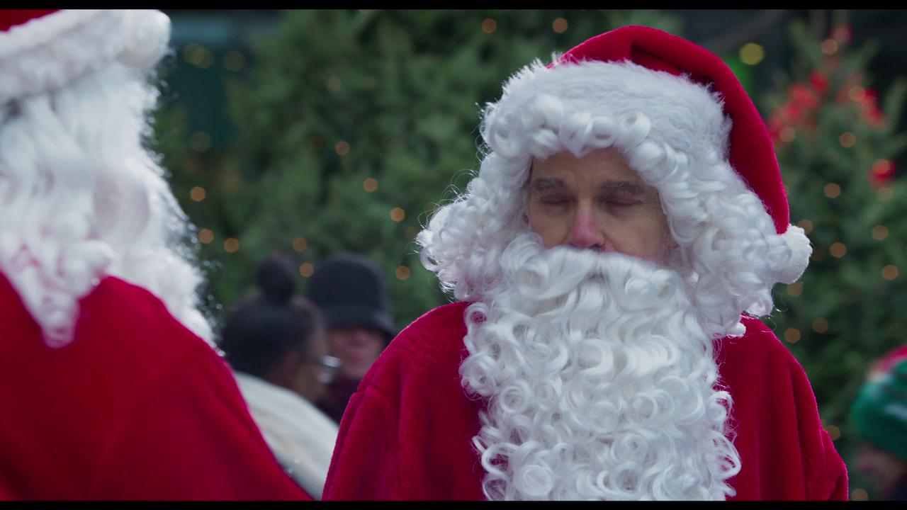 bad santa 2 offers christmas leftovers - Christmas Pictures With Santa 2