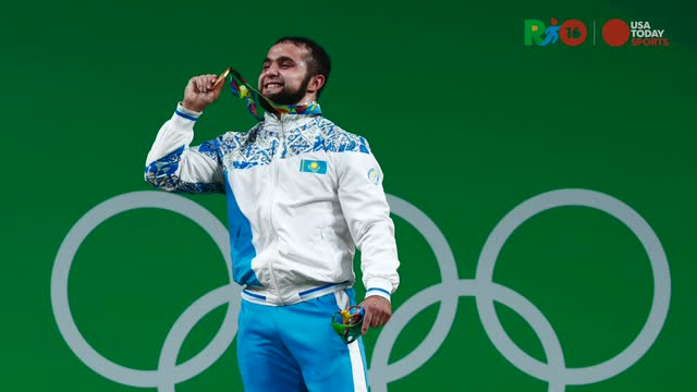 Reporter's Notebook in Rio: Glittering gold?