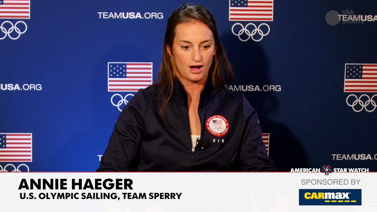 American Star Watch: Annie Haeger and Briana Provancha