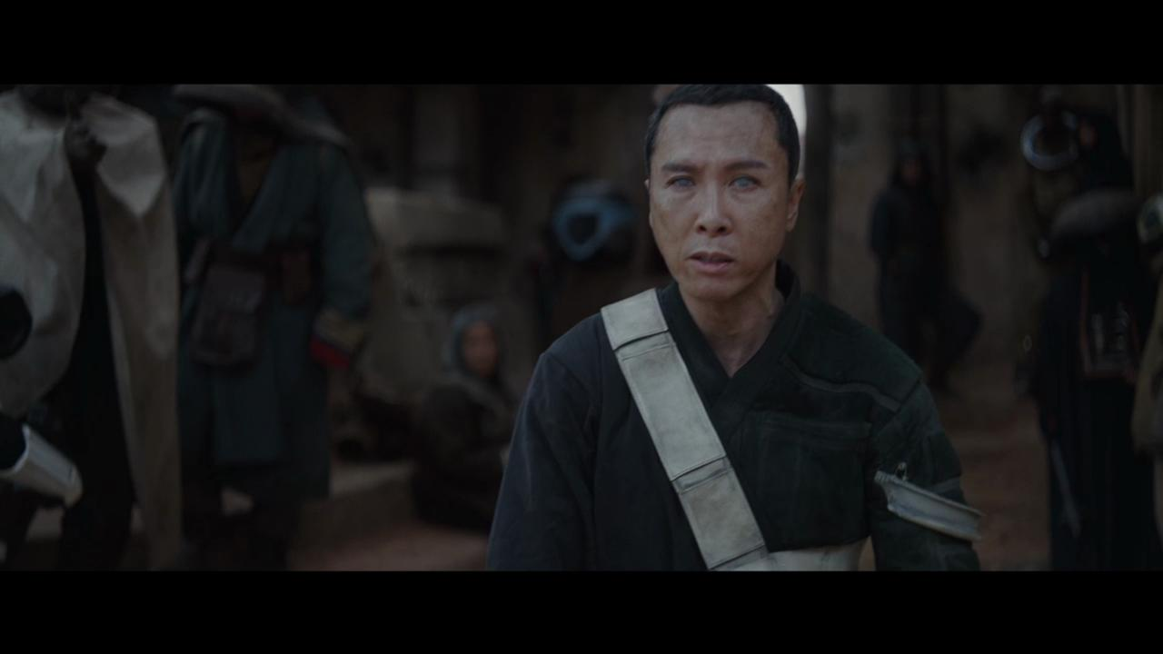 "A band of Rebel fighters goes on a mission to steal the plans for the Empire's Death Star in ""Rogue One: A Star Wars Story,"" directed by Gareth Edwards."